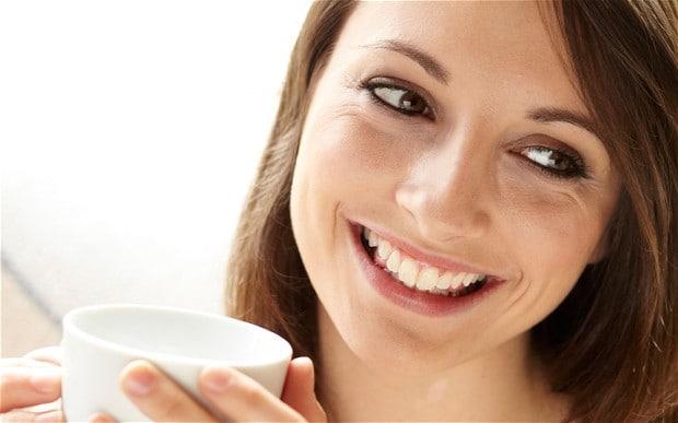 قهوه منجر به سلامت دندان ها می شود