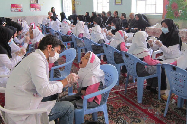 کودکان ایرانی حداقل ۵ تا ۶ دندان پوسیده دارند